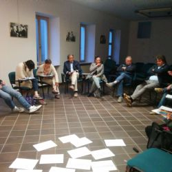 1° co-development meeting with DEMO farmers (02.05.2017)