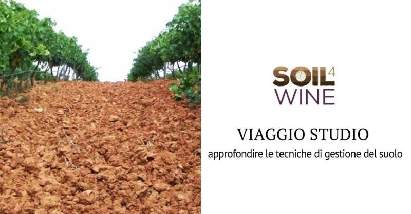 Viaggio studio Soil4Wine