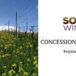 Concessione del logo SOIL4WINE alle aziende vinicole che producono vino utilizzando uva coltivata in maniera conforme alle tecniche di progetto