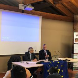 Greetings from Marco Trevisan, Dean of the Faculty of Agricultural, Food and Environmental Sciences of the Università Cattolica del Sacro Cuore di Piacenza