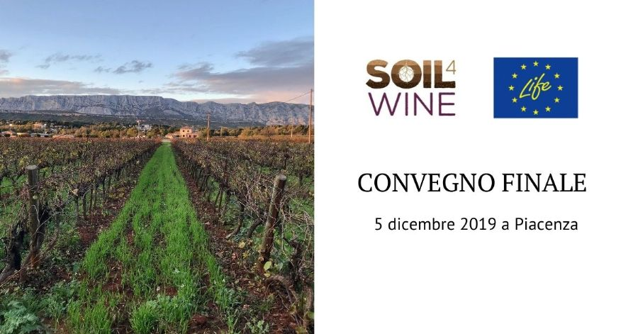 Final conference Soil4wine LIFE+